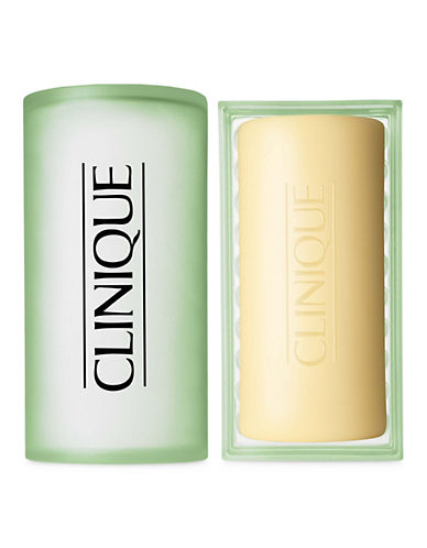 Clinique Facial Soap With Dish - Mild-NO COLOUR-One Size