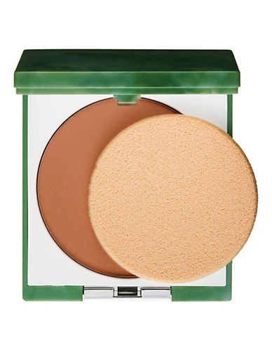 Clinique Stay-Matte Sheer Pressed Powder-STAY SPICE-One Size
