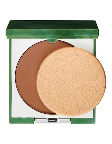 Clinique Stay-Matte Sheer Pressed Powder-STAY AMBER-One Size
