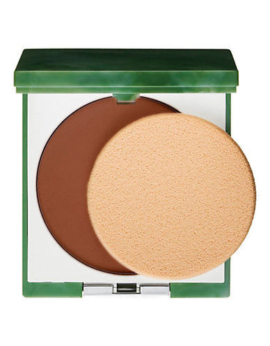 Clinique Stay-Matte Sheer Pressed Powder-STAY BRANDY-One Size