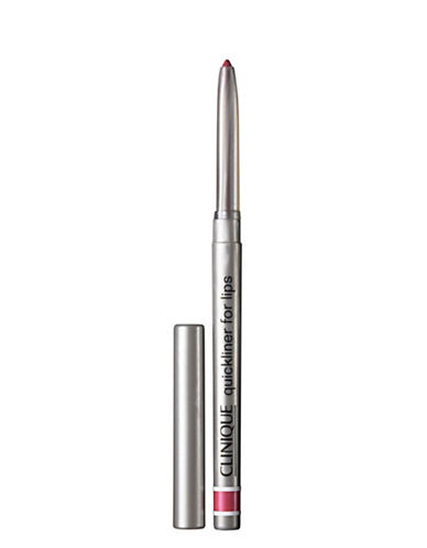 Clinique Quickliner For Lips-VELVET ROSE-One Size