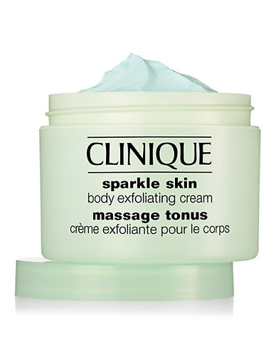 Clinique Sparkle Skin Body Exfoliating Cream-NO COLOUR-One Size