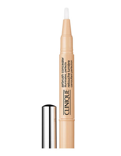 Clinique Airbrush Concealer Illuminates Perfects-NEUTRAL FAIR-One Size