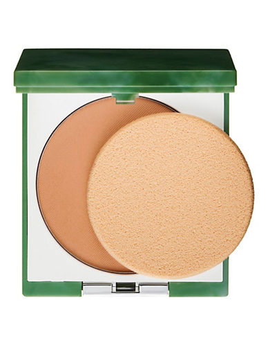 Clinique Stay-Matte Sheer Pressed Powder-STAY SUEDE-One Size