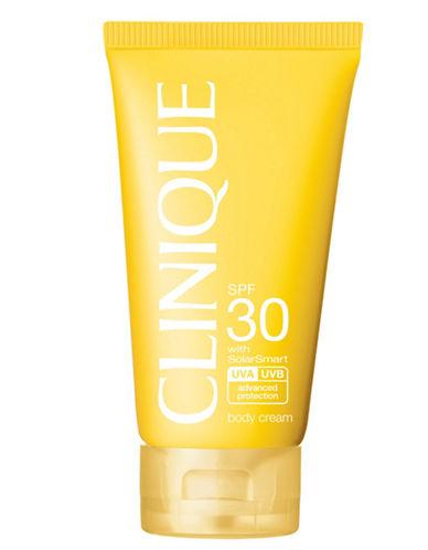 Clinique Sun Spf 30 Body Cream-NO COLOUR-One Size