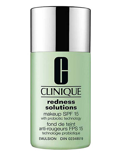 Clinique Redness Solutions Makeup Spf 15 With Probiotic Technology-CALMING FAIR-One Size