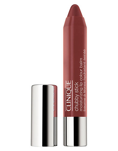 Clinique Chubby Stick Moisturizing Lip Colour Balm-RICHER RAISIN-One Size
