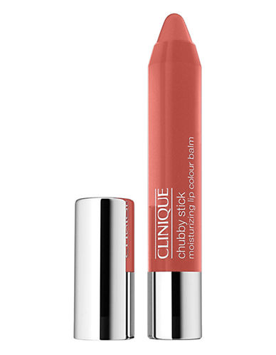Clinique Chubby Stick Moisturizing Lip Colour Balm-MEGA MELON-One Size