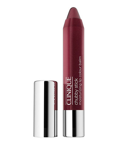 Clinique Chubby Stick Moisturizing Lip Colour Balm-SUPER STRAWBERRY-One Size