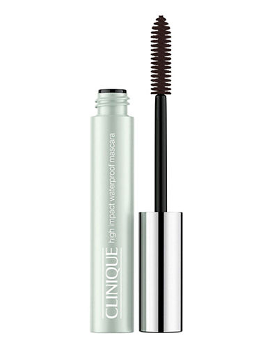 Clinique High Impact Waterproof Mascara-BLACK/BROWN-One Size