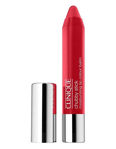 Clinique Chubby Stick Moisturizing Lip Colour Balm-TWO TON TOMATO-One Size