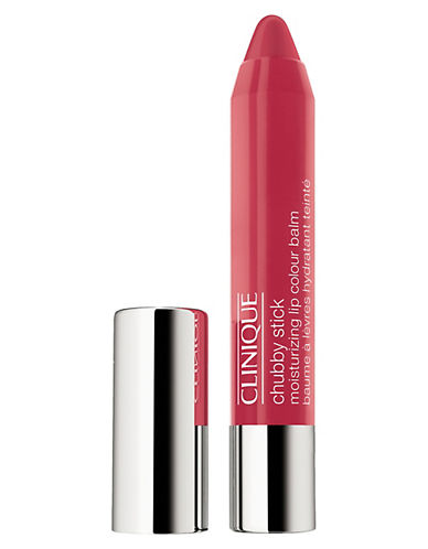 Clinique Chubby Stick Moisturizing Lip Colour Balm-BULKY BLOSSOM-One Size