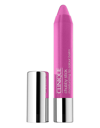 Clinique Chubby Stick Moisturizing Lip Colour Balm-RED OVERFLOW-One Size