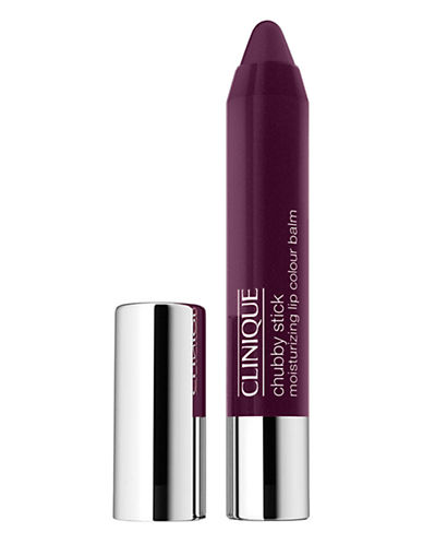 Clinique Chubby Stick Moisturizing Lip Colour Balm-VOLUPTUOUS VIOLET-One Size