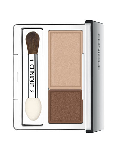 Clinique All About Shadow Duos-LINK MINK-One Size