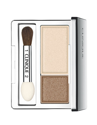 Clinique All About Shadow Duos-IVORY BISQUE/BRONZE-One Size