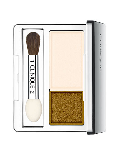 Clinique All About Shadow Duos-BUTTERED TOAST-One Size