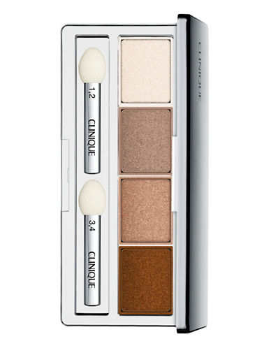 Clinique All About Shadow Quads-TEDDY BEAR-One Size