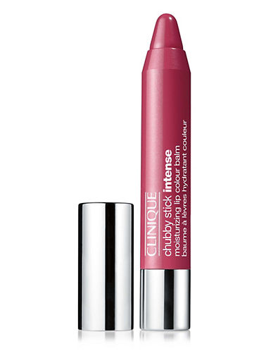 Clinique Chubby Stick Intense Moisturizing Lip Colour Balm-ROOMIEST ROSE-One Size