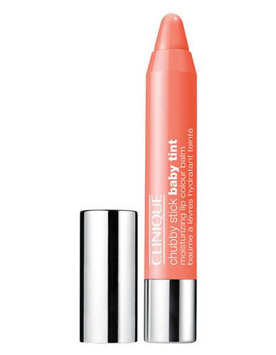 Clinique Chubby Stick Baby Tint Moisturizing Lip Colour Balm-POPPIN POPPY-One Size