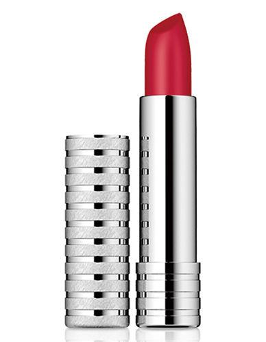 Clinique Long Last Lipstick Soft Matte-CRIMSON-One Size