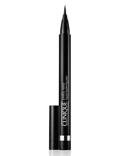 Clinique Pretty Easy Liquid Eyelining Pen-BLACK-One Size