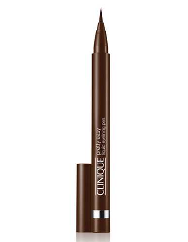 Clinique Pretty Easy Liquid Eyelining Pen-BROWN-One Size