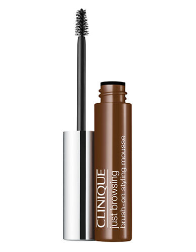 Clinique Just Browsing Styling Mousse-DEEP BROWN-One Size