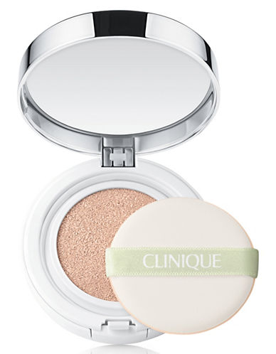 Clinique Super City Block BB Cushion Compact Broad Spectrum SPF 50-IVORY-One Size