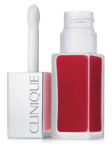 Clinique Clinique Pop Liquid Matte Lip Colour and Primer-FLAME POP-One Size