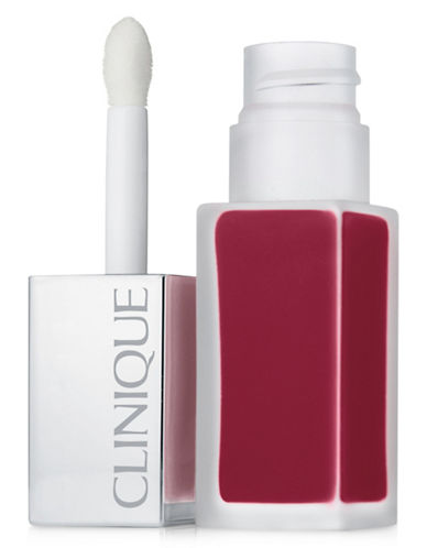 Clinique Clinique Pop Liquid Matte Lip Colour and Primer-CANDIED APPLE POP-One Size