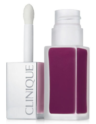 Clinique Clinique Pop Liquid Matte Lip Colour and Primer-BLACK LICORICE POP-One Size