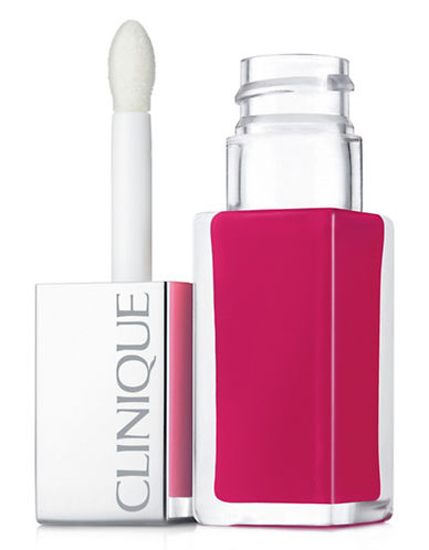 Clinique Pop Liquid Lip Lacquer and Primer-GO-GO-One Size
