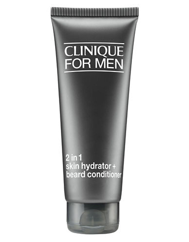 Clinique For Men 2-in-1 Skin Hydrator and Beard Conditioner-NO COLOUR-100 ml