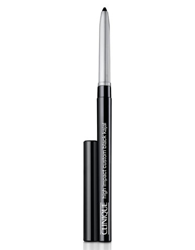 Clinique High Impact Custom Black Kajal Pencil-BLACK-One Size