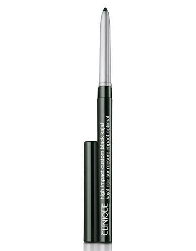 Clinique High Impact Custom Black Kajal Pencil-GREEN-One Size