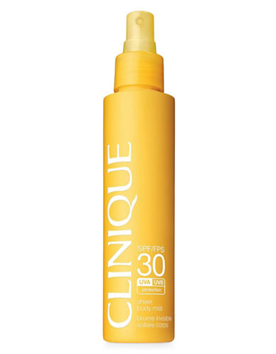 Clinique SPF30 Body Spray-NO COLOUR-150 ml