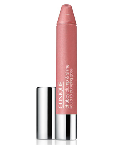 Clinique Chubby Plump and Shine Liquid Lip Plumping Gloss-JUMBO GEM-One Size