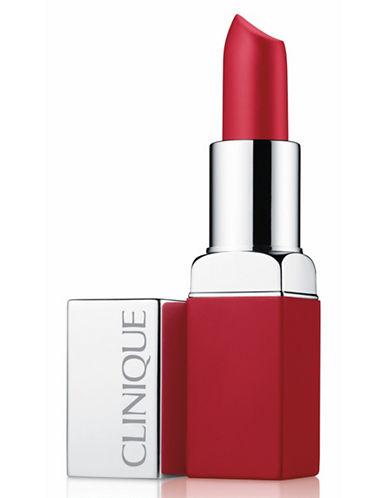 Clinique Pop Matte Lip Colour and  Primer-PEPPERMINT-One Size