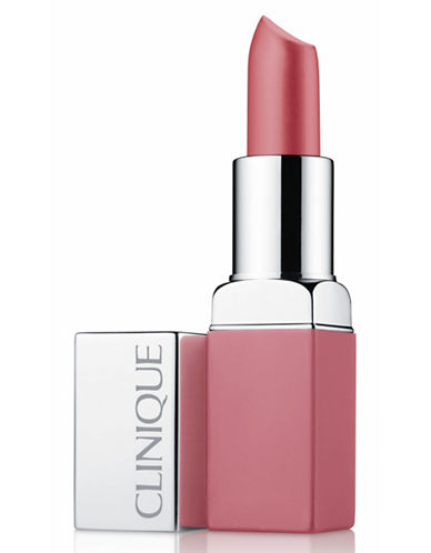 Clinique Pop Matte Lip Colour and  Primer-PEONY-One Size