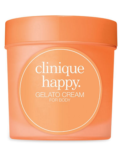 Clinique Happy Gelato Cream for Body-NO COLOUR-200 ml
