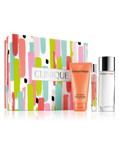 Clinique Perfectly Happy Three-Piece Set-NO COLOUR-One Size