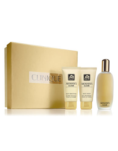 Clinique Aromatics Elixir Riches Three-Piece Set-NO COLOUR-One Size
