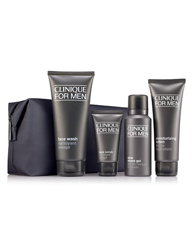 Clinique Great Skin For Him Four-Piece Set-NO COLOR-One Size