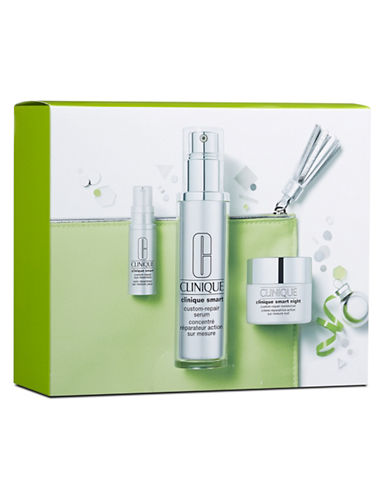 Clinique Three-Piece Super Smarts Set-NO COLOR-One Size