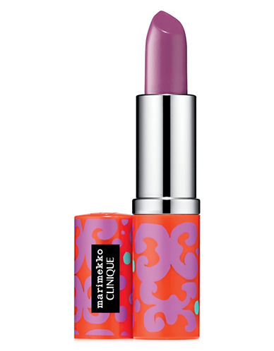 Clinique Marimekko x Clinique Pop  Lip Colour + Primer-GRAPE POP-One Size