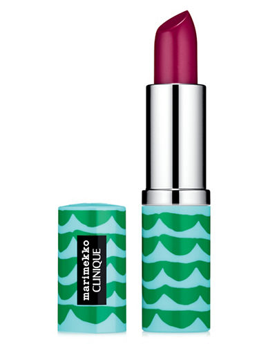 Clinique Marimekko x Clinique Pop  Lip Colour + Primer-RASPBERRY POP-One Size