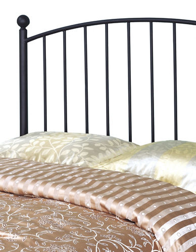 Monarch Round-Post Headboard-COFFEE-One Size
