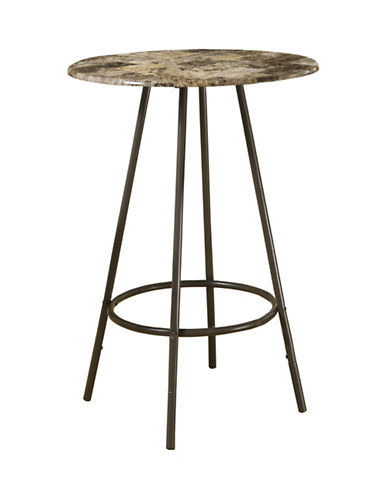 Monarch Cappuccino Marble Coffee Table-CAPPUCCINO-One Size