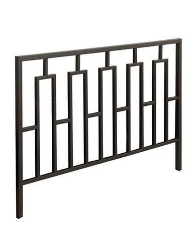 Monarch Geometric Headboard-BLACK-Queen